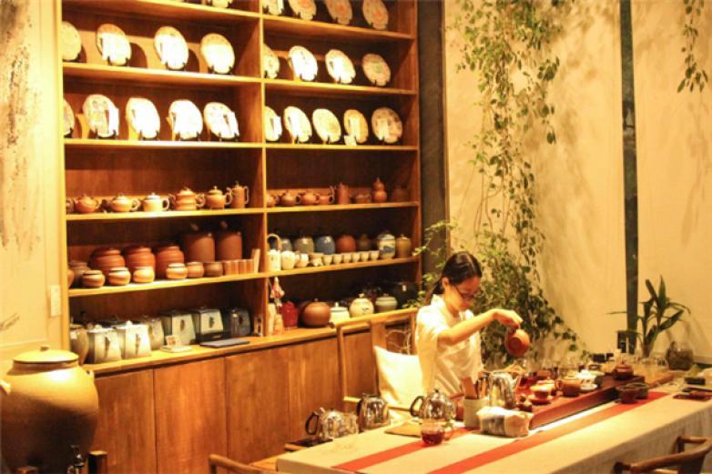 紫竹茶藝館加盟