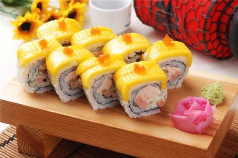 汇瀛寿司加盟