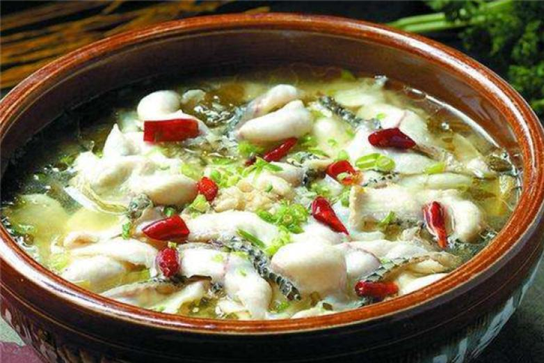 荣记酸菜鱼加盟