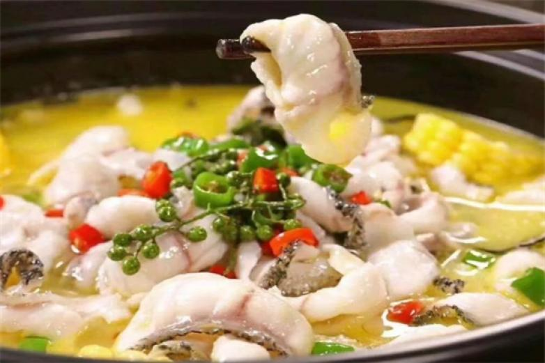 西苑酸菜魚加盟