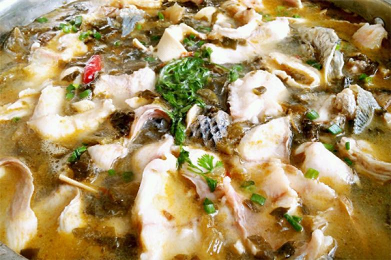 波记酸菜鱼加盟