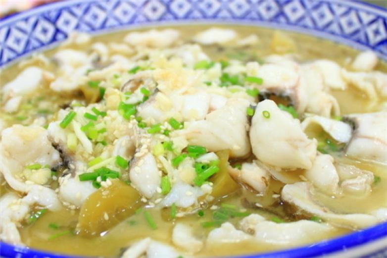 富春酸菜魚加盟