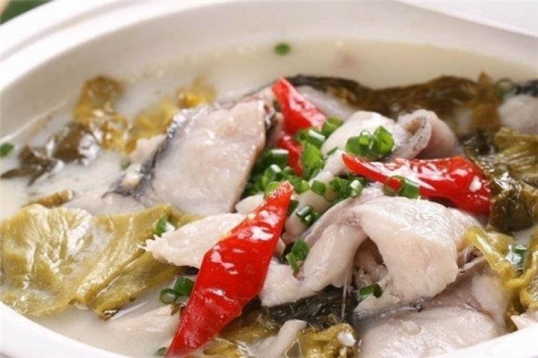 豐莊酸菜魚加盟