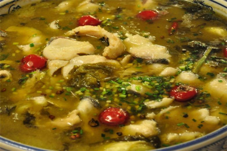 稻香酸菜魚加盟