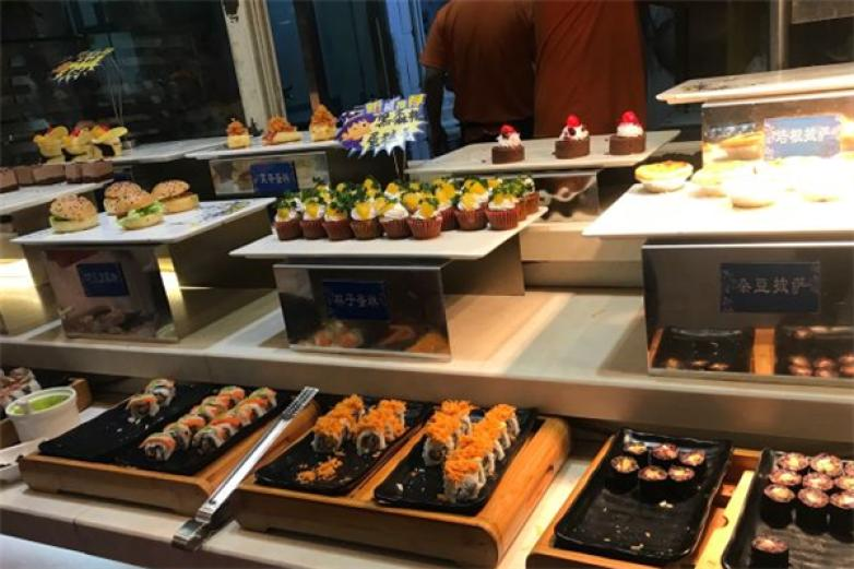 金滏山韩式自助烤肉加盟