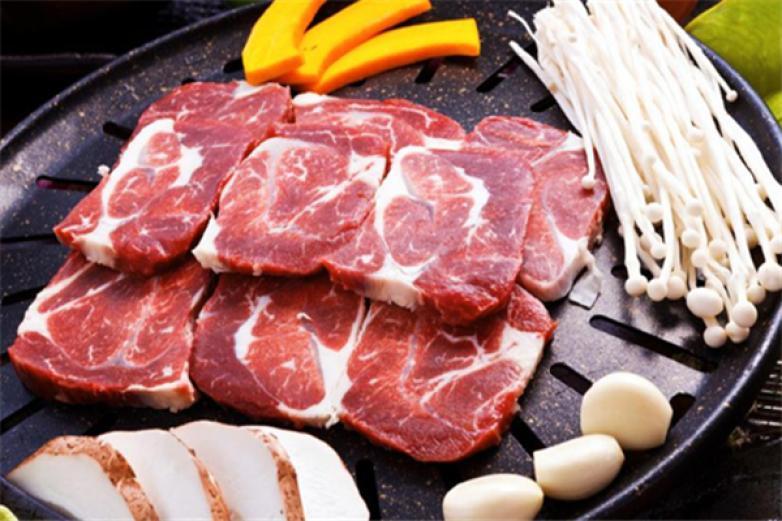 金韩宫烤肉加盟