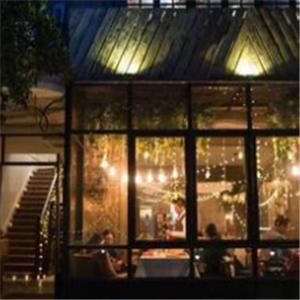 Mingo秘閣花園餐廳酒吧