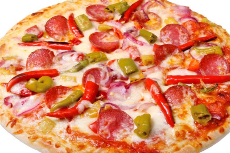 hot披萨加盟