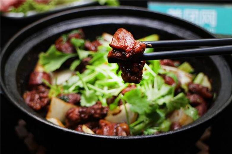 古煲记砂锅加盟
