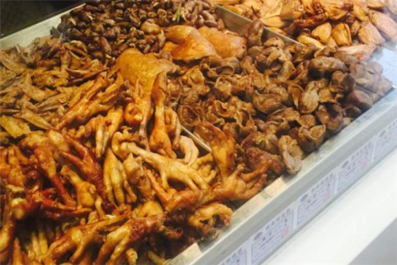 广信食品加盟