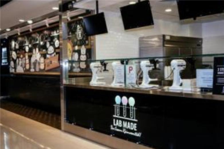 纳美LabMade冰淇淋加盟