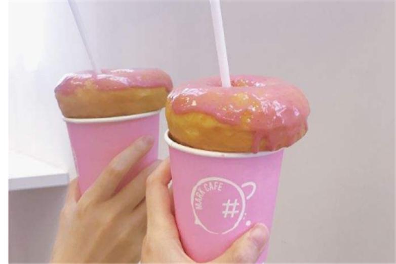 甜甜圈咖啡加盟