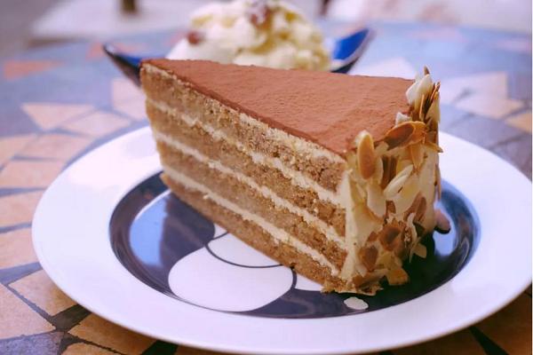蛋糕咖啡厅