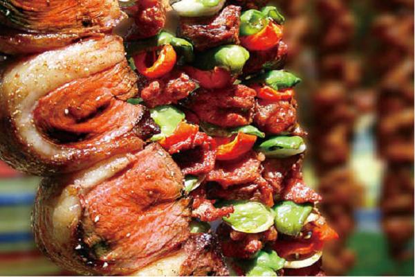 巴西烤肉加盟费多少