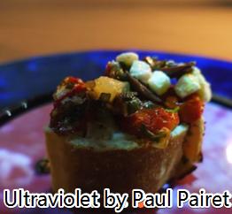 Ultraviolet by Paul Pairet