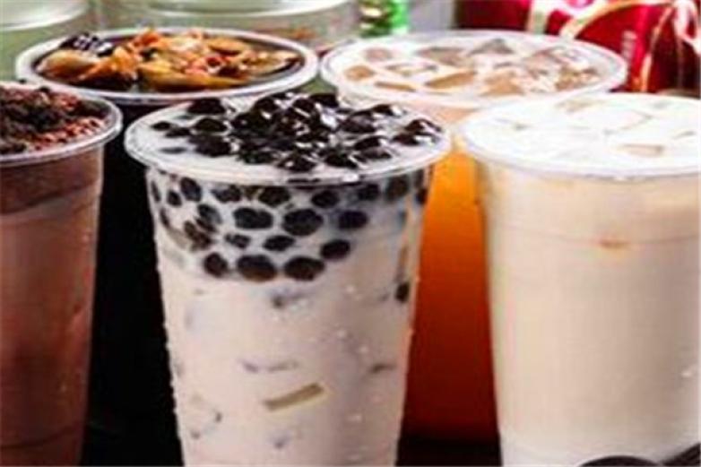 天天奶茶加盟