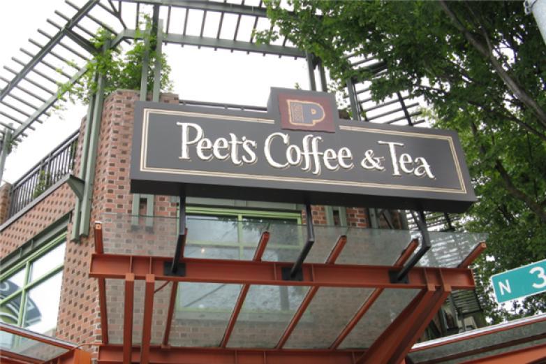 peets咖啡加盟