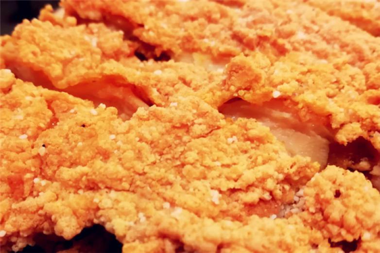 新食界小米鸡排加盟