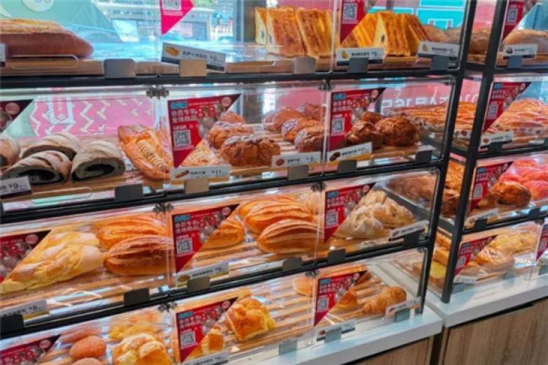 85°C面包加盟