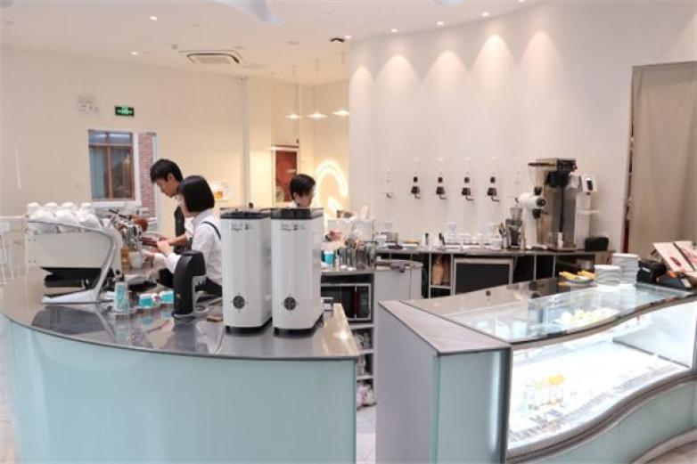 鹰集咖啡加盟