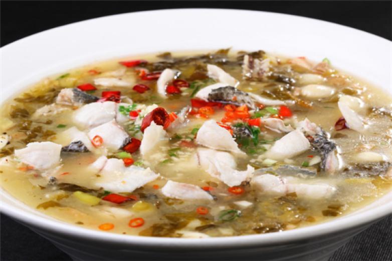 黑鱼酸菜鱼加盟