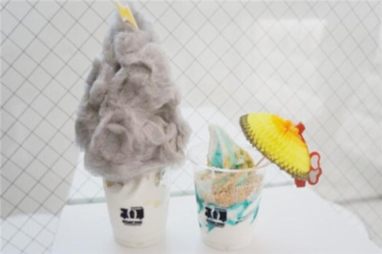 匹吉郎乌云冰淇淋加盟