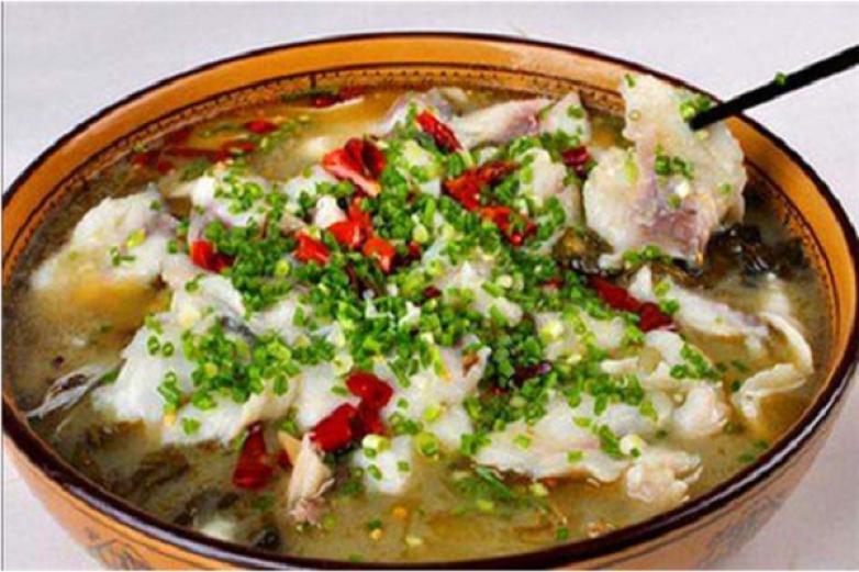 魚鮮道酸菜魚米飯