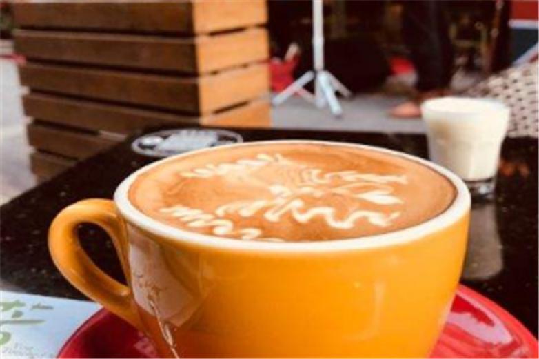 1号爵士咖啡加盟