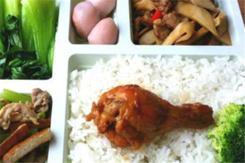 三颗米快餐加盟