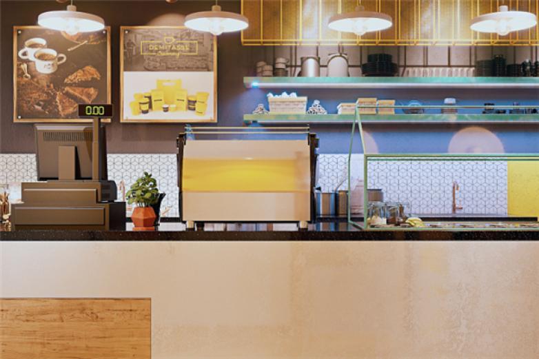 水沙莲咖啡加盟