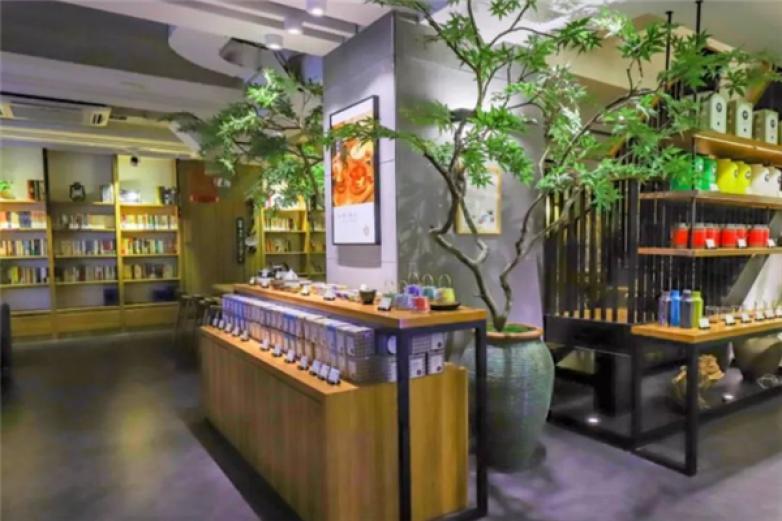 茶之然城市茶客厅加盟
