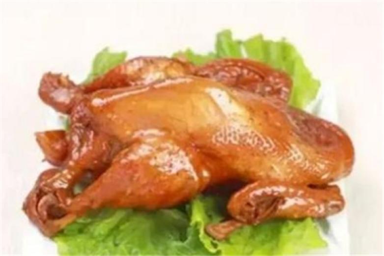 马老汉烧鸡加盟