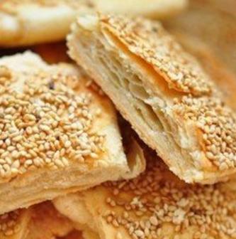 白記香酥燒餅