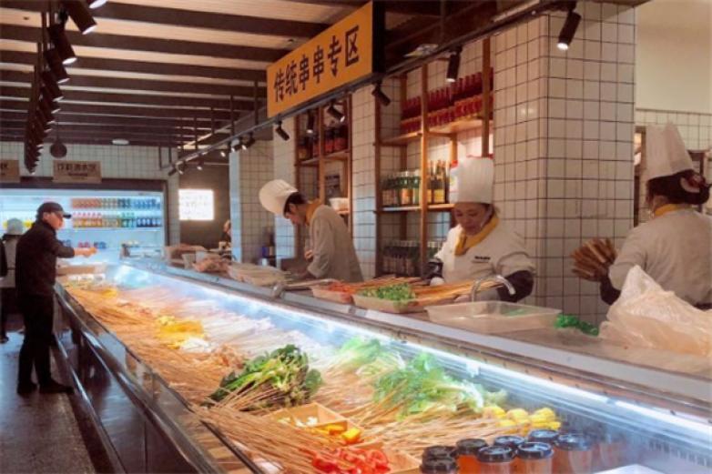 啵啵鲜牛肉串串香加盟
