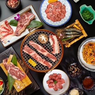 經典日式合萌烤肉