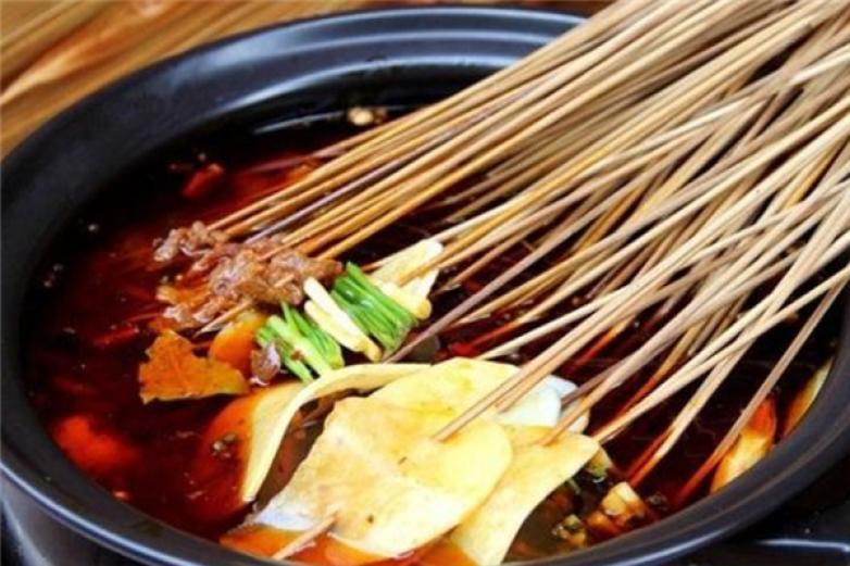老陶砂锅串串香加盟