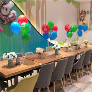 亲子生日派对主题餐厅