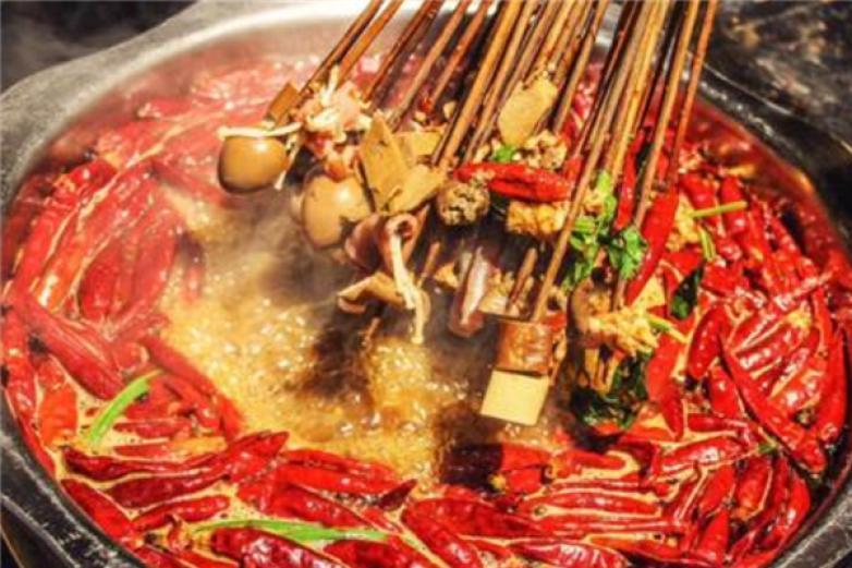 旺盛砂锅串串香加盟