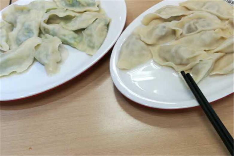贵福圆水饺加盟