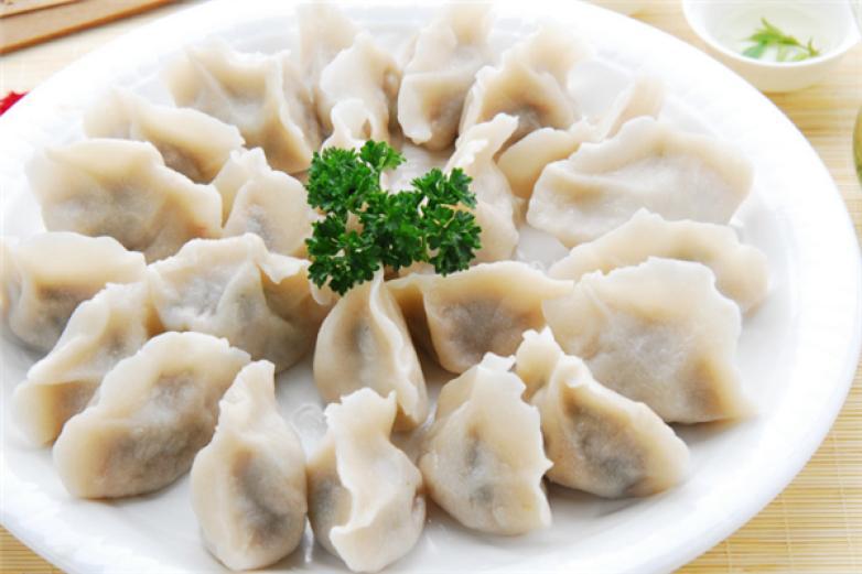 菊花女海鲜饺子加盟