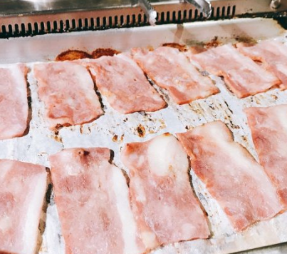 西蒙纸上烤肉