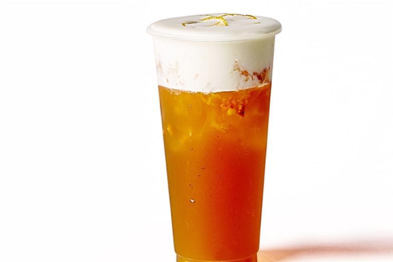 柠檬奶茶饮品加盟