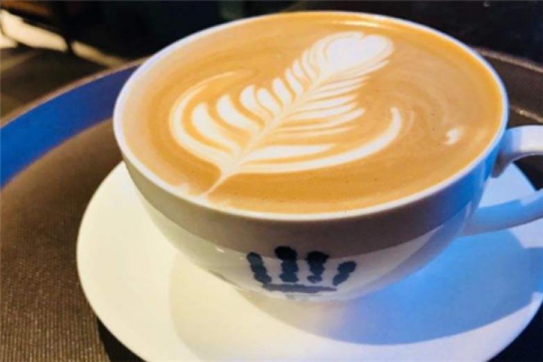艾梵咖啡加盟