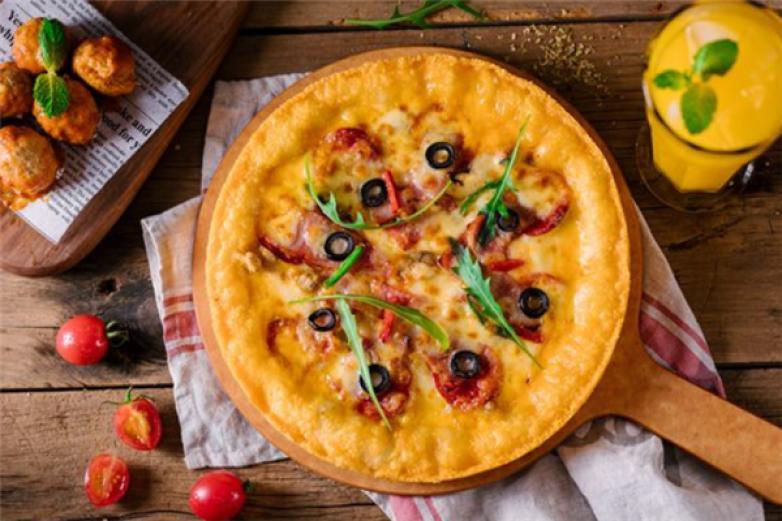 哈撒里意式海螺披萨加盟