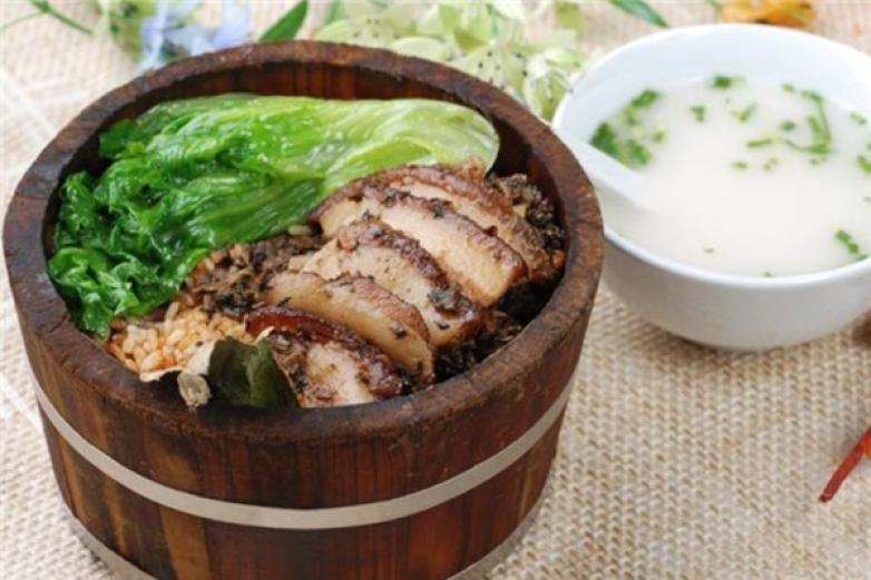 上海木桶飯加盟