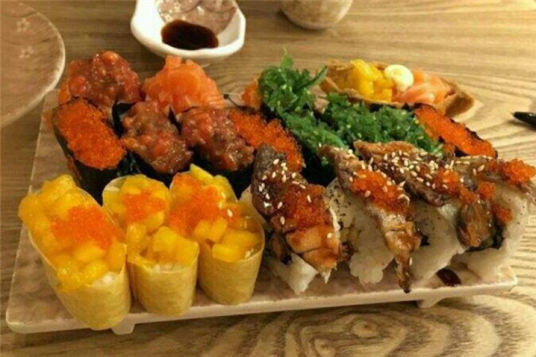 板田寿司加盟