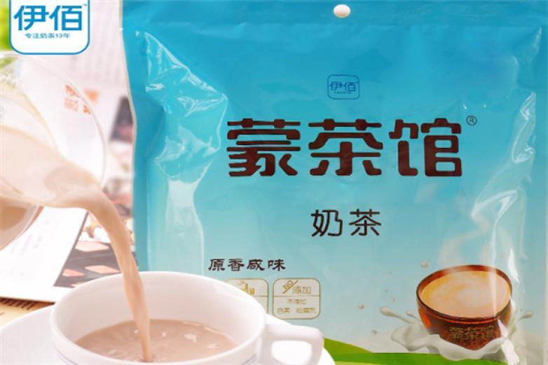 伊佰奶茶粉加盟