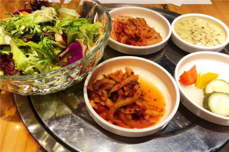 炭仔韓國料理加盟