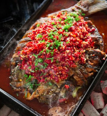 江邊山城干鍋烤魚