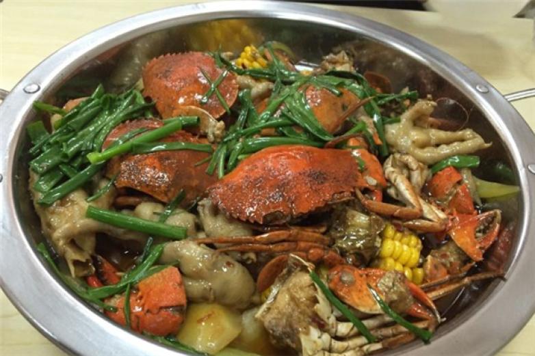 李记肉蟹煲加盟